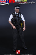 Modeling Toys - Military Series: British Metropolitan Police Service - Armed Police Officer