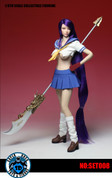 Super Duck - Cosplay Series - Sailor Cosplay with Crescent Blade