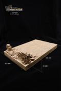 21 Grams - Diorama: Broken Rubble Wall
