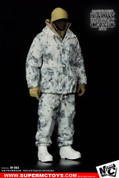 MC Toys - Marine Corps Snow Marpat Camo Set