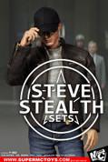 MC Toys - Steve Stealth Set