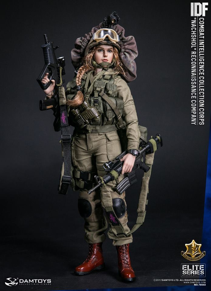DAM Toys - IDF Combat Intelligence Collection Corps