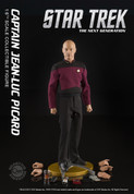Quantum Mechanix - Star Trek The Next Generation - Captain Jean-Luc Picard
