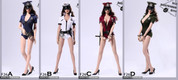 POP Toys - Cosplay Sexy Policewoman