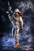 Feel Toys - Female Commando Viper Camo Set