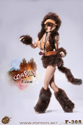Pop Toys - Animal Cosplay Lion Version