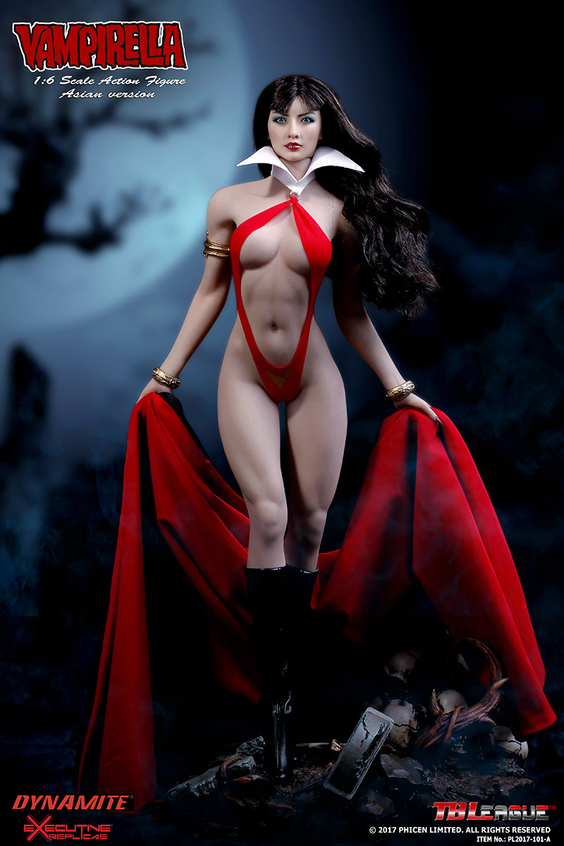 Phicen - Vampirella Asian Version