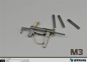 ZY Toys - M3 Light Machine Gun