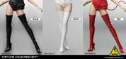 Flirty Girl - High Boots - Black