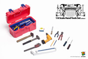 ZC World - Hand Tools Set (Colour)