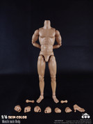 COO Model - Muscle Male Body - Tall