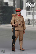 """War Story - Taisho Eleven """"Crooked Handle"""" Gunner at Songhu Battle of 1937"""
