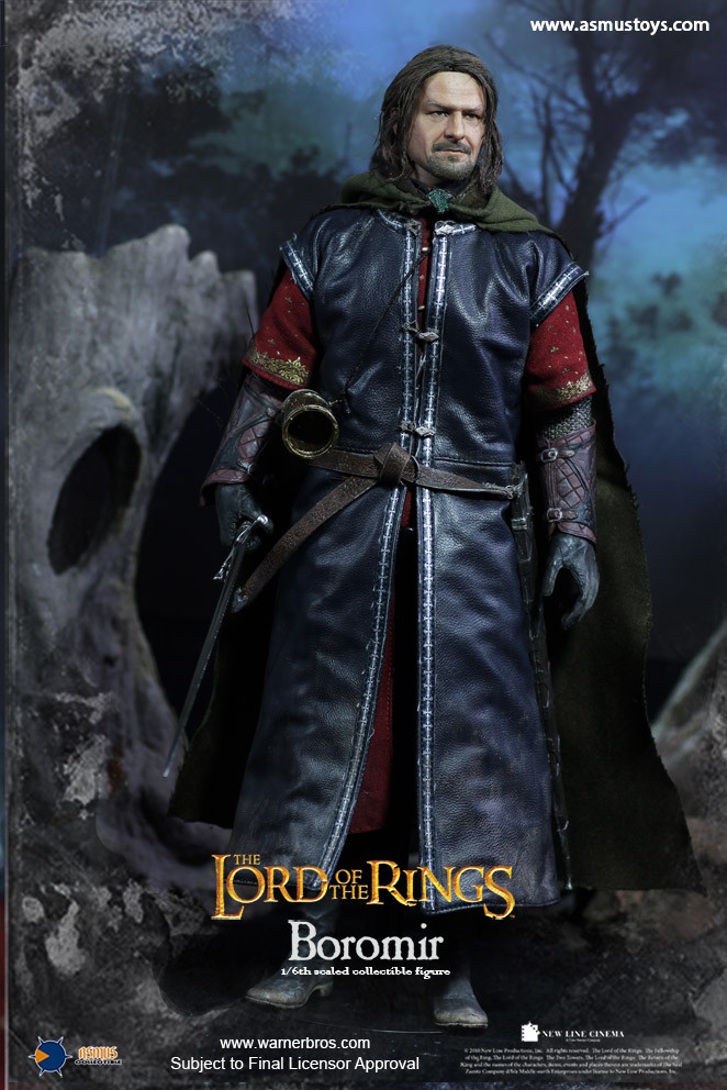 Asmus Toys - Lord of the Rings - Boromir