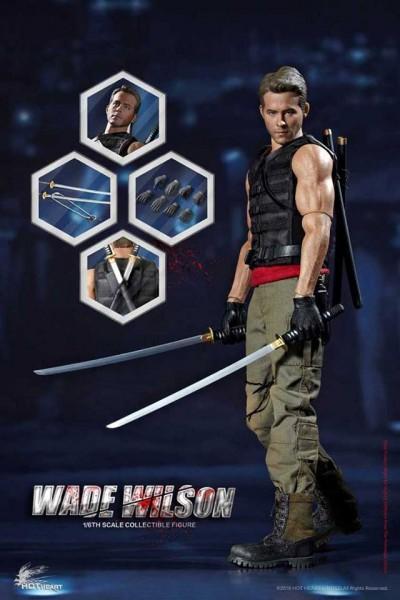 Hot Heart - Wade Wilson