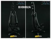 Blackbox X Blackhole - Dark Star's World H.R.G. Masterpiece - Designer Chair  Black