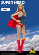 Flirty Girl - Super Hero - Kara