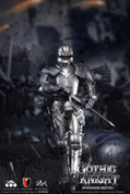 Coo Model - Series of Empires Diecast Alloy: Gothic Knight (Standard Edition)