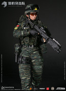 DAM Toys - Armed Police Force: Snow Leopard Commando Unit Team Member