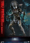 Hot Toys - Aliens vs Predator Requiem: Wolf Predator Heavy Weaponry
