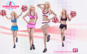 Fire Girl Toys - Cheerleader Uniform