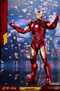 Hot Toys - Iron Man 2 - Iron Man Mark IV Diecast Movie Masterpiece