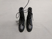 Other - Modern Military - Shoes: Tactical Boots Black