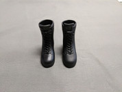 Other - Modern Civilian - Shoes: Construction Boots Black