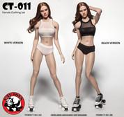 Cat Toys - Fitness Female Clothing Set