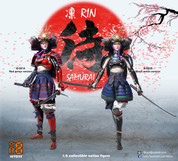 "i8Toys - Female Samurai ""Rin"""