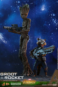 Hot Toys - Avengers: Infinity War - Groot and Rocket