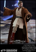 Hot Toys - Episode III: Revenge of the Sith - Obi-Wan Kenobi Deluxe Version