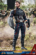 Hot Toys - Avengers: Infinity War - Captain America