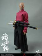 TIT Toys - Japanese Samurai Warrior Costume A
