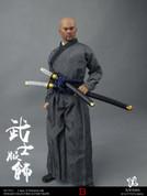 TIT Toys - Japanese Samurai Warrior Costume B