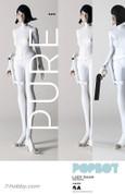 threeA - Popbot Lady Sham - Pure Edition