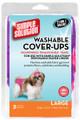 Large Washable Diaper (2 pack) by Simple Solutions