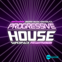 Progressive House Superpack