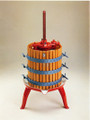#40 Wooden Basket Ratchet Press