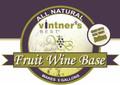 Vintner's Best Blackberry Fruit Wine Base (1 gallon)