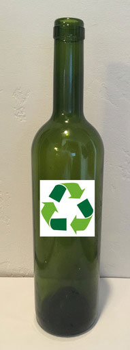 Recycle your bottles