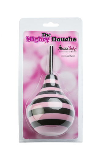 BuzzPinky The Mighty Douche™ Anal Cleanser