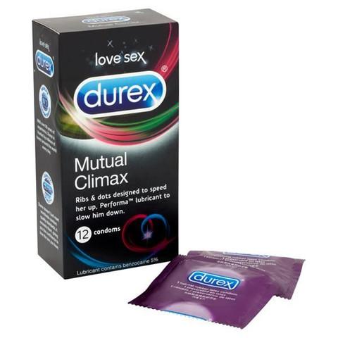 Durex Mutual Climax 12's