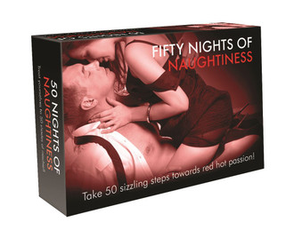 CC Games - Fifty Nights of Naughtiness