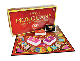 CC Games - Monogamy Game - UK Version