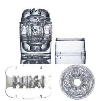 Quickshot Vantage Clear Fleshlight