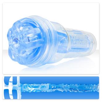 Fleshlight - Fleshlight Turbo Ignition Blue Ice Blue Os