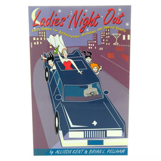 Ladies Night Out Games Book
