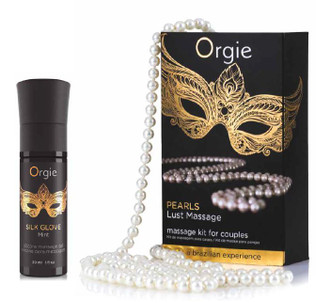 Orgie - Pearl Lust Massage Set