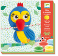Friends Light Clay Modelling Kit by Djeco