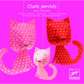Cats Hanging Decoration by Djeco
